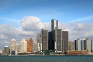 Detroit Skyline 20