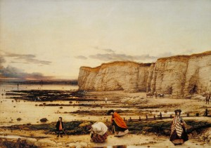 William Dyce: Pegwell Bay, Kent – a Recollection of October 5th 1858