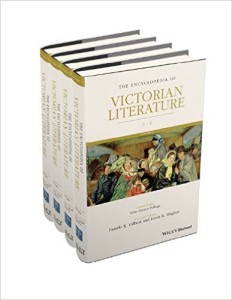 Encyclopedia of Victorian Lit